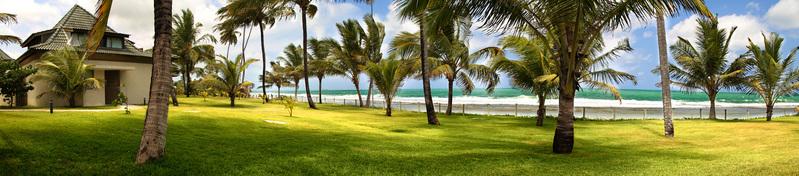 Beach Resort Panorama