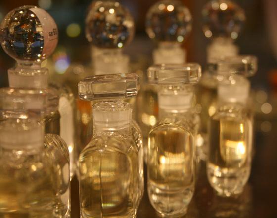 Bottles - perfume