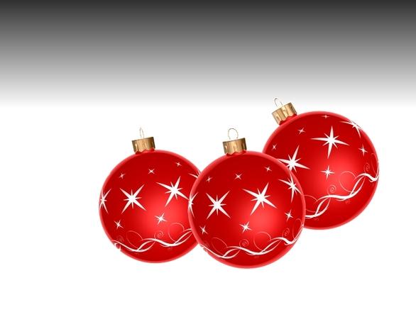 Christmas balls 1