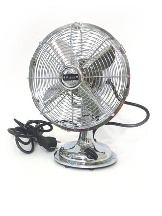 Old style steel fan