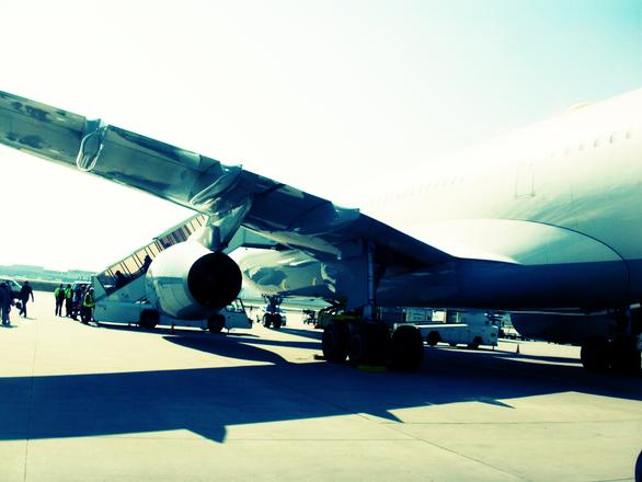 Lufthansa Plane 2