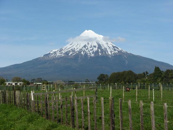 Mount Egmont, Taranaki, New Zealand