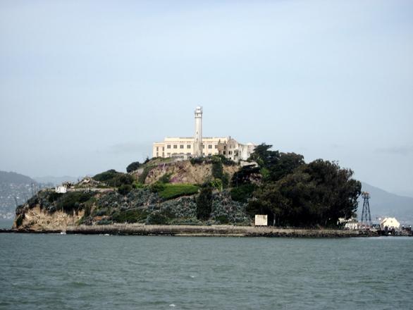 Alcatraz island 1371417
