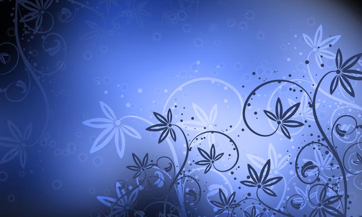 swirl flower III