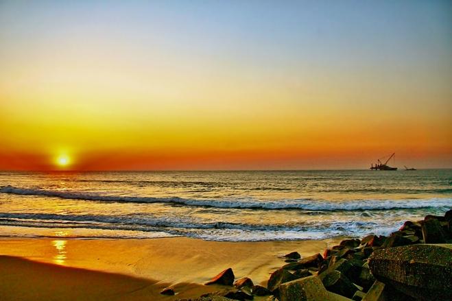 Sunrise Series 1