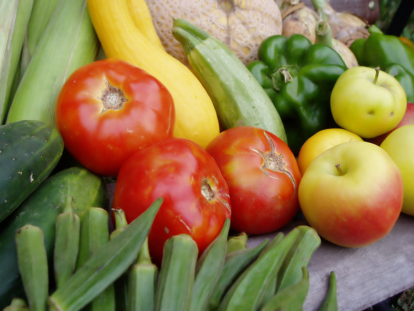 August Vegetables 2