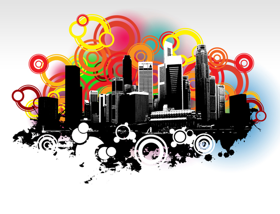 Singapore CityScape 2