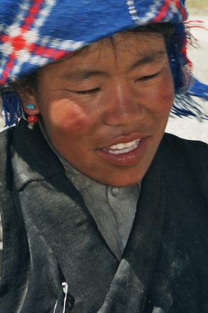 Tibetian portrait