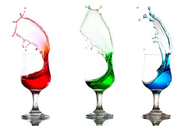 Free Wine Glass Splash Stock Photo - FreeImages.com