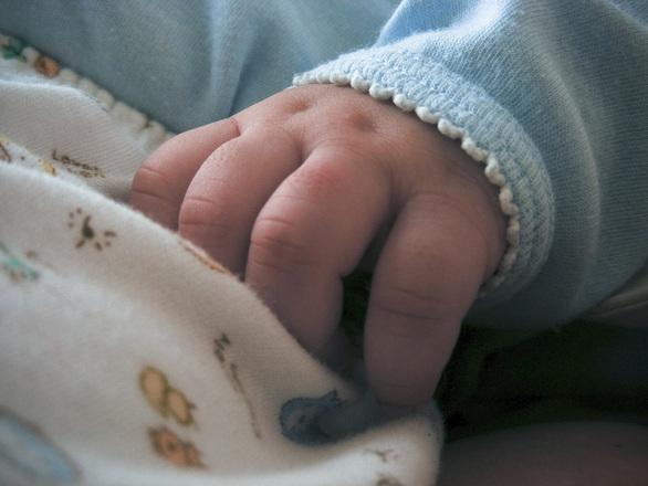 Cute Baby Arm