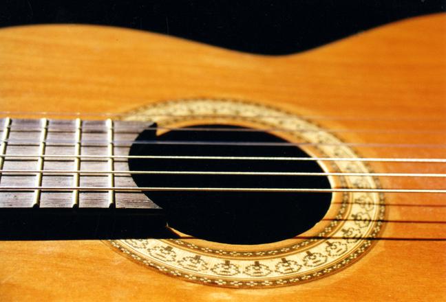 Espanjalainen flamenco-kitara