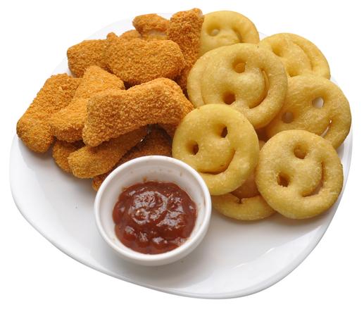 Batata Smiles & Nuggets
