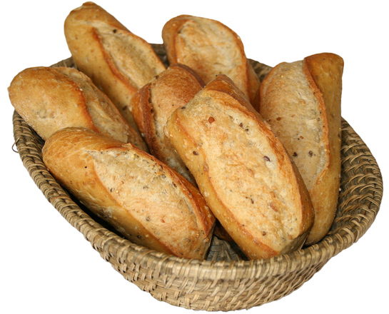 Bread, pain et biscottes 1
