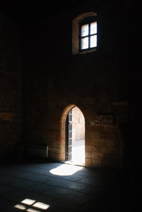 Door in the Shadow