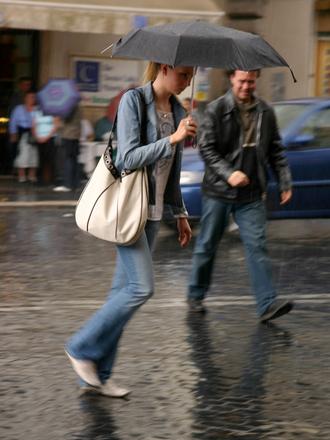 city rain poem by Patrick Carpen