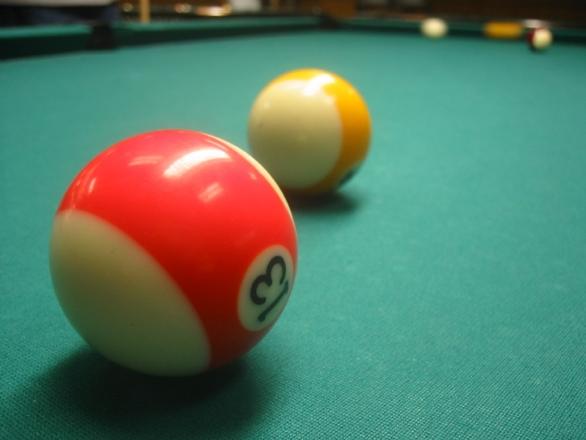 Pool balls 1