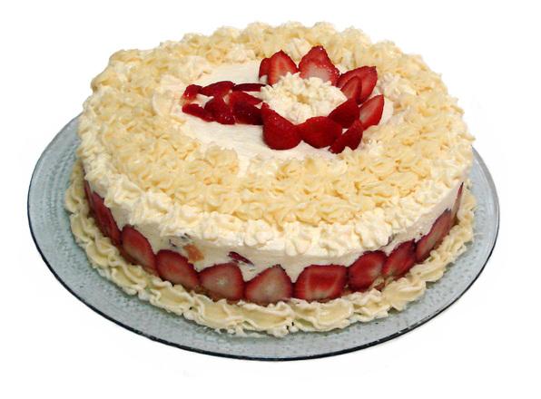 Cake Doctor Strawberry Cake