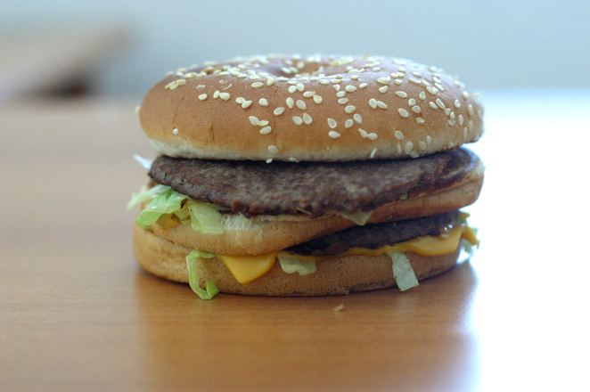 obesity and the big mac research paper Obesity education, advocacy and support fast food – is it the enemy mcdonalds big mac: 540 calories and 29 g of fat.