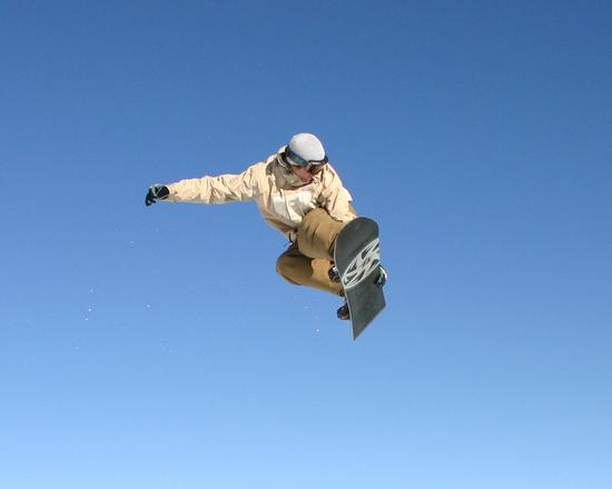 Snowboard Jump Series 1