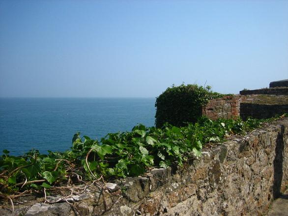 Wall and Sea