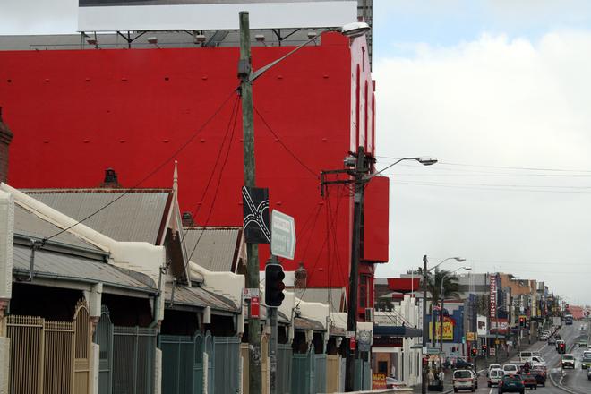 Parramatta Road, Sydney Australia