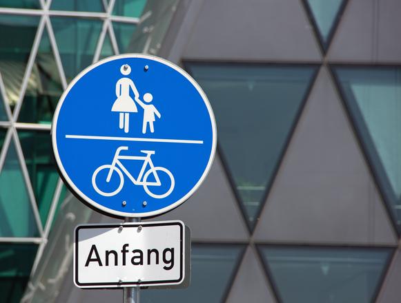 Pedestrians & Bikers
