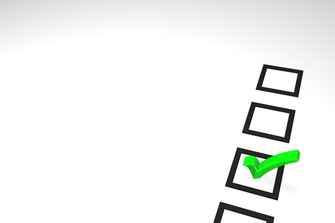 Free Blank survey template 3 Stock Photo - FreeImages.com