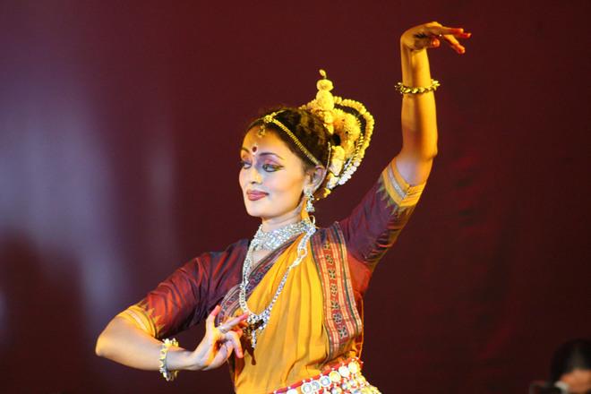 Hinduskie tancerz