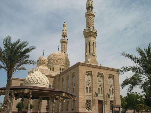 Old Mosque Dubai