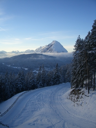 Winter impression Seefeld
