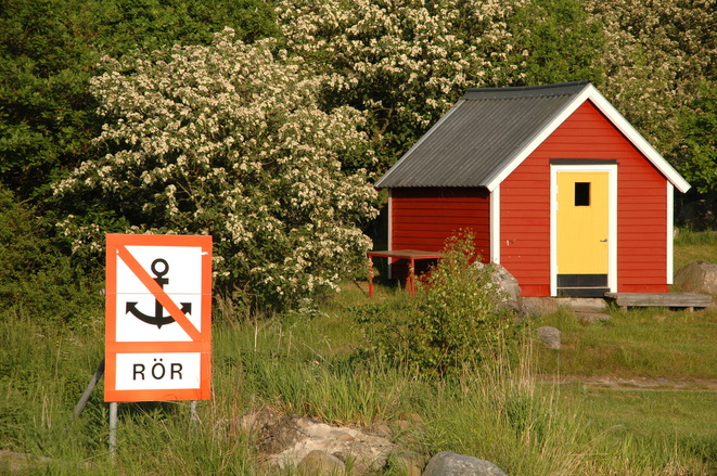 Sweeden cabins