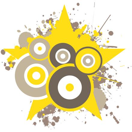 free splatter vector design stock photo freeimages.com