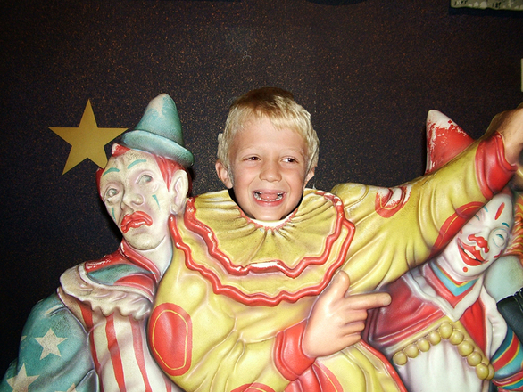 Clowning around photo files 1393161 freeimages com