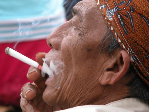 Lopeta tupakointi