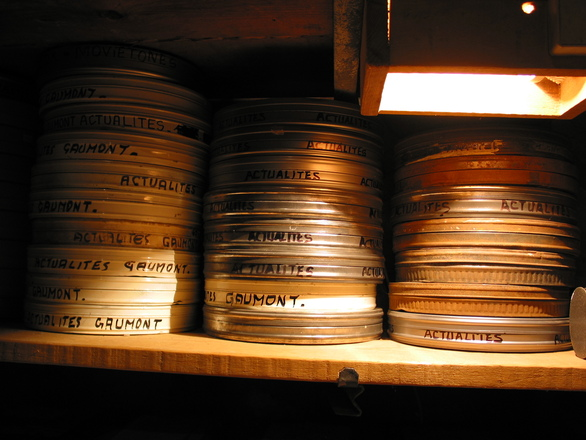Rolls of films