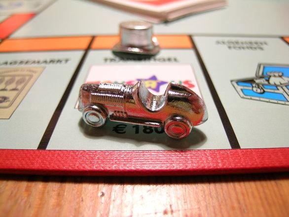 Monopoly raceauto