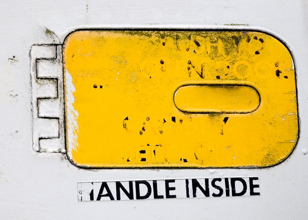 handle inside