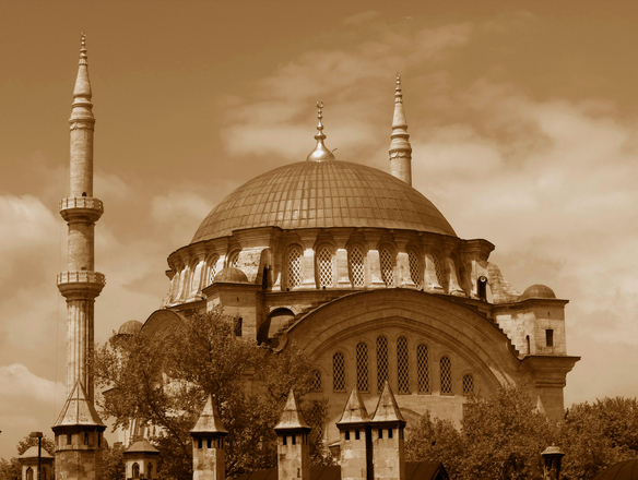 nuruosmaniye mosque, photo file, #1217156 - FreeImages.com