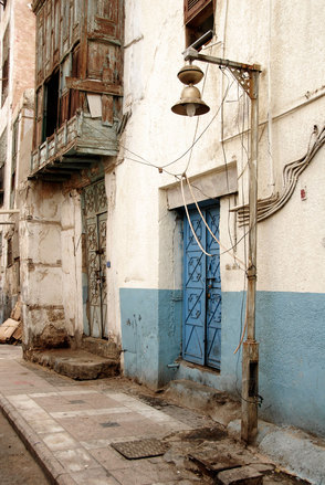 Old down town, JEDDAH
