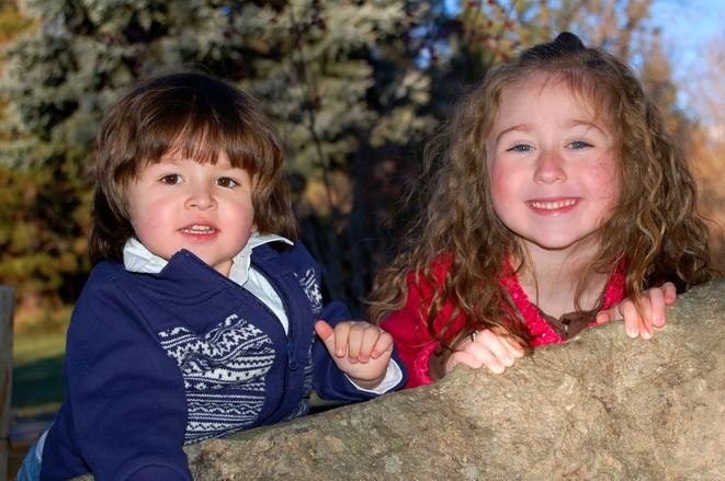 Ретро сестра и брат 13 фотография