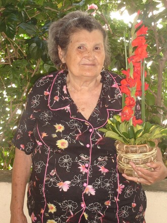 my grandmother Marina