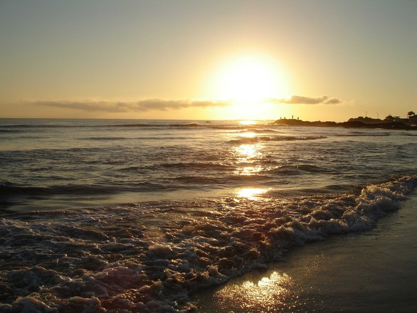 Espanjan hiekkarannat