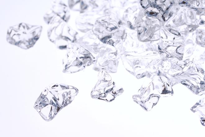 Crushed ice stock photos