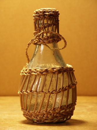 Orangina bottle