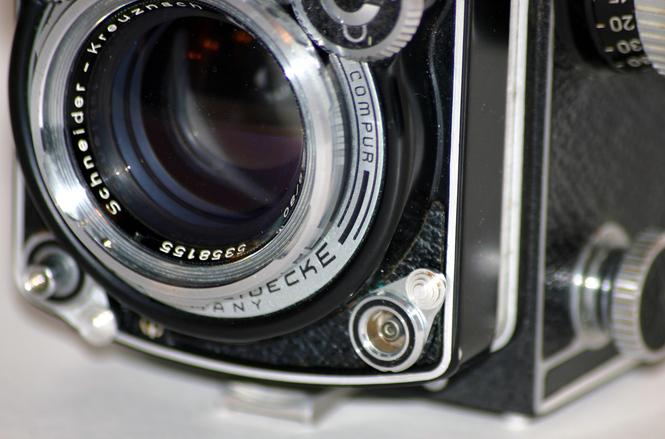 Rolleiflex camera 4