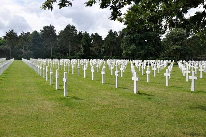 American Cemetery Normandy 3