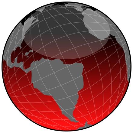 Earth Globe 3
