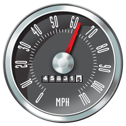 Free Speedometer MPH Stock Photo - FreeImages.com