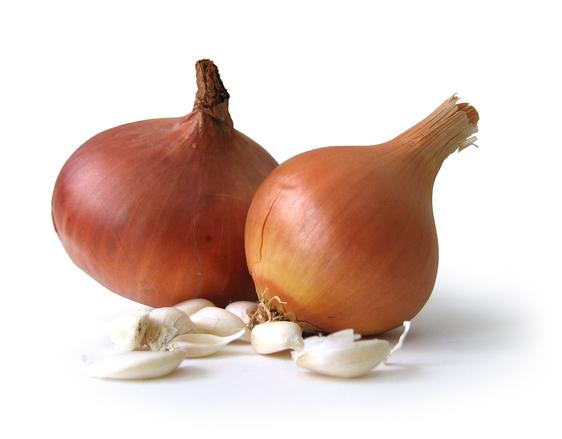 Onions & Garlics