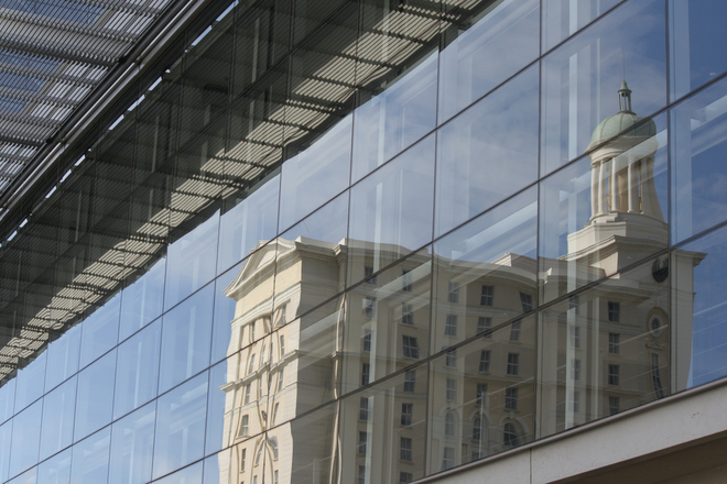 reflection building 2